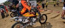 Гонщики FXR MX в Улвертоне